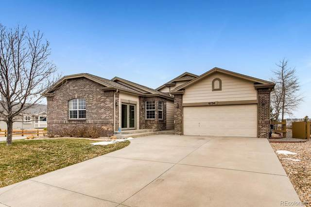 6734 Solana Drive, Castle Pines, CO 80108 (#8125707) :: HomeSmart Realty Group