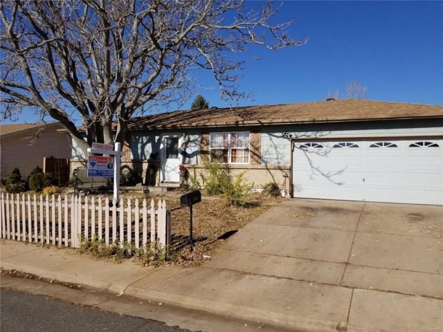 13131 Olmsted Place, Denver, CO 80239 (#8125749) :: The Peak Properties Group