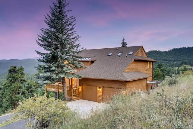1071 Stagecoach Boulevard, Evergreen, CO 80439 (#8125765) :: The Brokerage Group