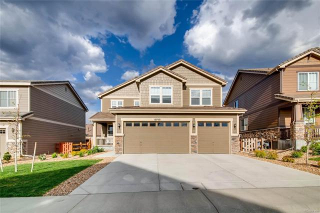 10708 Worthington Circle, Parker, CO 80134 (#8125875) :: The Griffith Home Team