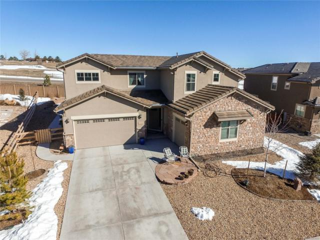 295 Andromeda Lane, Castle Rock, CO 80108 (#8126723) :: Bring Home Denver with Keller Williams Downtown Realty LLC