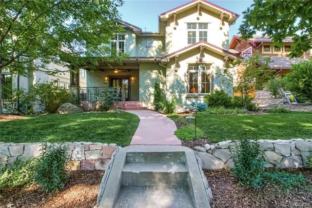 1129 S Fillmore Street, Denver, CO 80210 (#8126957) :: Kimberly Austin Properties
