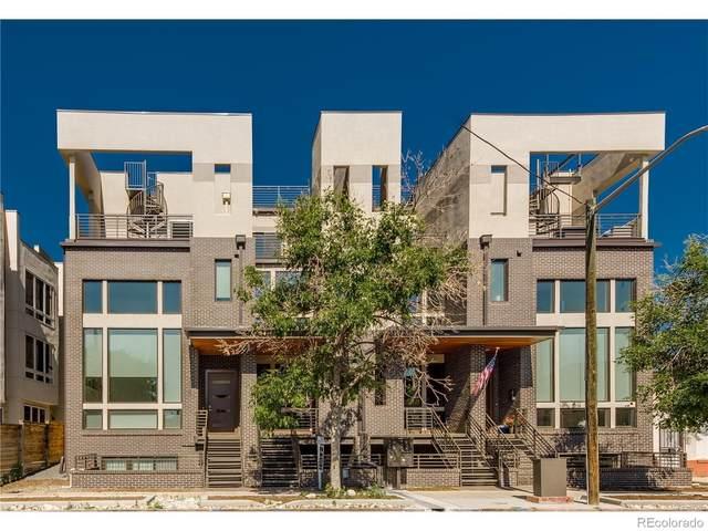 3535 Tejon Street, Denver, CO 80211 (#8127079) :: Bring Home Denver with Keller Williams Downtown Realty LLC
