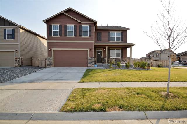 2190 Opal Avenue, Lochbuie, CO 80603 (#8127208) :: My Home Team