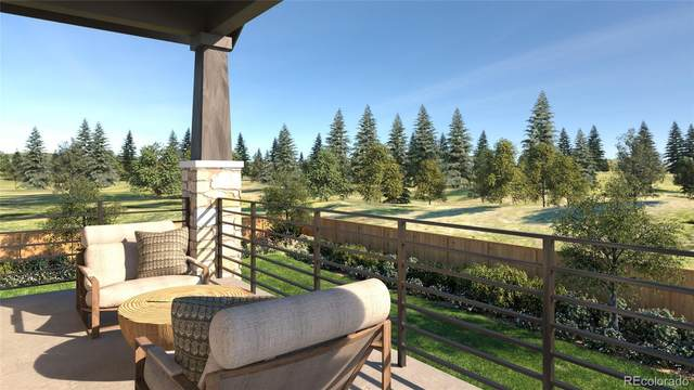 3881 Whispering Sage Street, Evergreen, CO 80439 (#8127586) :: The Griffith Home Team