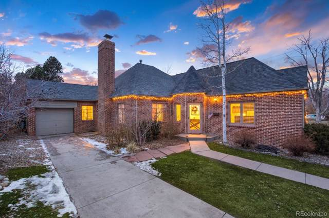 701 Grape Street, Denver, CO 80220 (#8127938) :: The HomeSmiths Team - Keller Williams