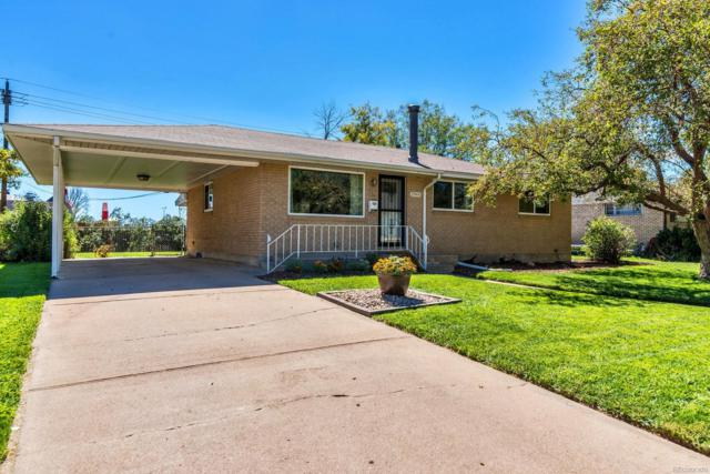 2944 W Chenango Avenue, Englewood, CO 80110 (#8128286) :: The Griffith Home Team