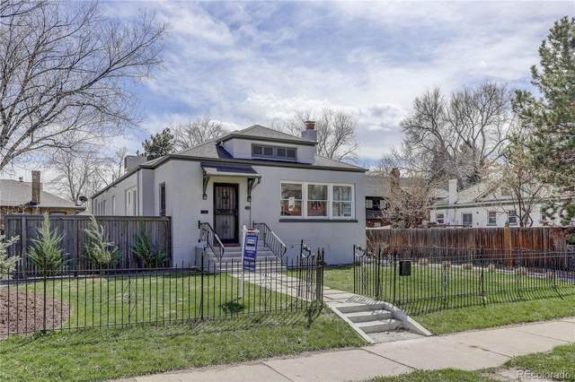 5524 Montview Boulevard, Denver, CO 80207 (#8128433) :: The Dixon Group