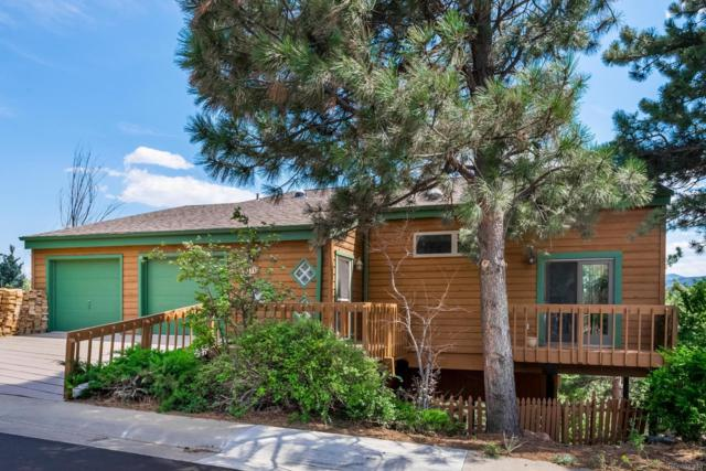 317 Lookout View Court, Golden, CO 80401 (#8128493) :: House Hunters Colorado