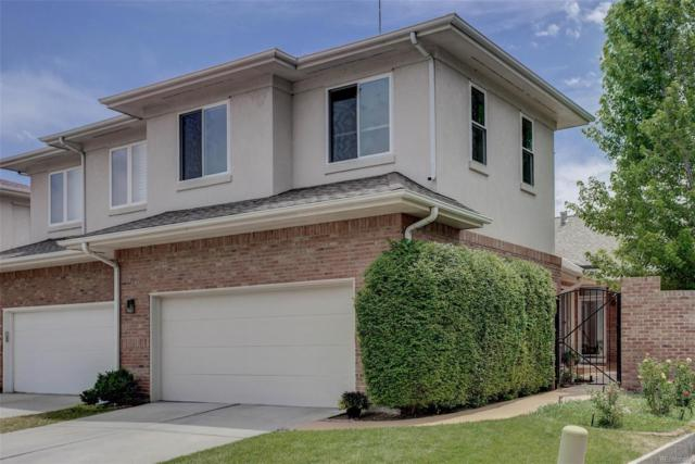 5740 E Ithaca Place, Denver, CO 80237 (#8128690) :: Sellstate Realty Pros