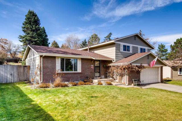 11171 W Oregon Place, Lakewood, CO 80232 (#8128976) :: Sellstate Realty Pros