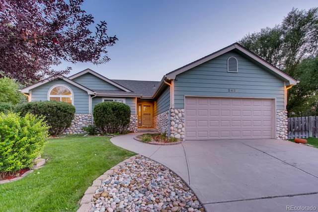 243 Opal Court, Windsor, CO 80550 (#8129090) :: The DeGrood Team