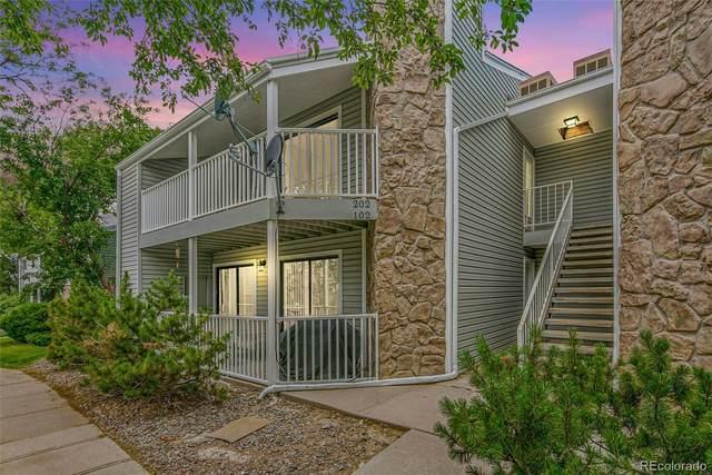 18302 E Kepner Place #202, Aurora, CO 80017 (#8129382) :: Finch & Gable Real Estate Co.