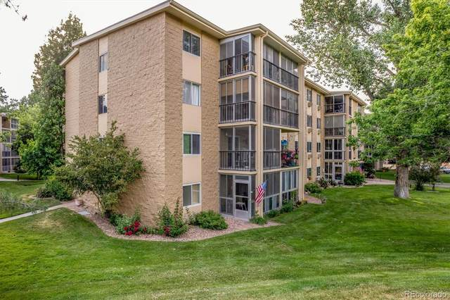13500 E Cornell Avenue #301, Aurora, CO 80014 (#8129812) :: milehimodern