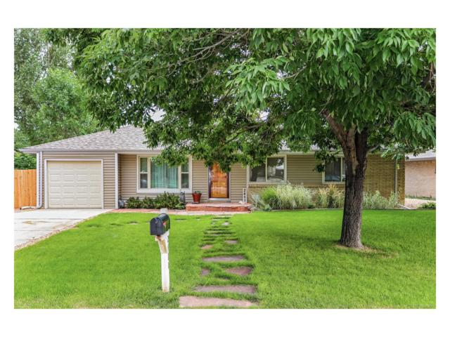 2480 Bell Court, Lakewood, CO 80215 (MLS #8129837) :: 8z Real Estate