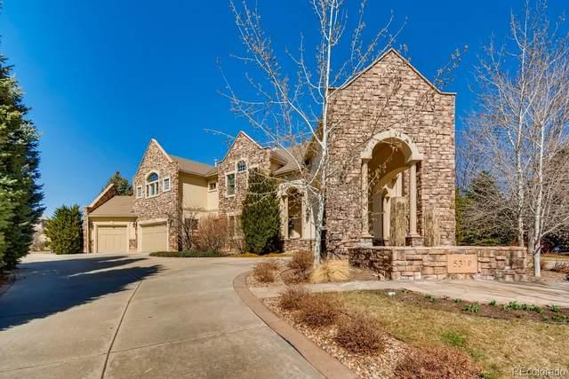 5310 S Newland Court, Denver, CO 80123 (#8130139) :: Mile High Luxury Real Estate