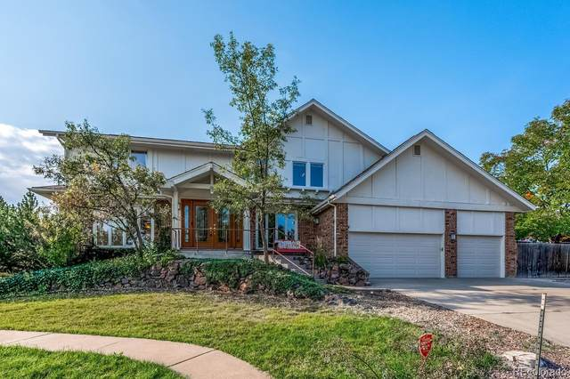 14586 W Byers Place, Golden, CO 80401 (#8130252) :: The HomeSmiths Team - Keller Williams