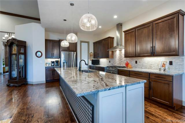 3888 Valley Crest Drive, Timnath, CO 80547 (MLS #8130620) :: 8z Real Estate
