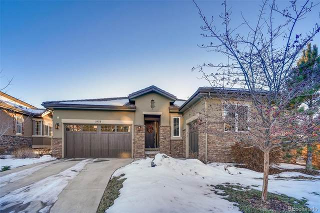 5175 Le Duc Lane, Castle Rock, CO 80108 (MLS #8130794) :: Keller Williams Realty