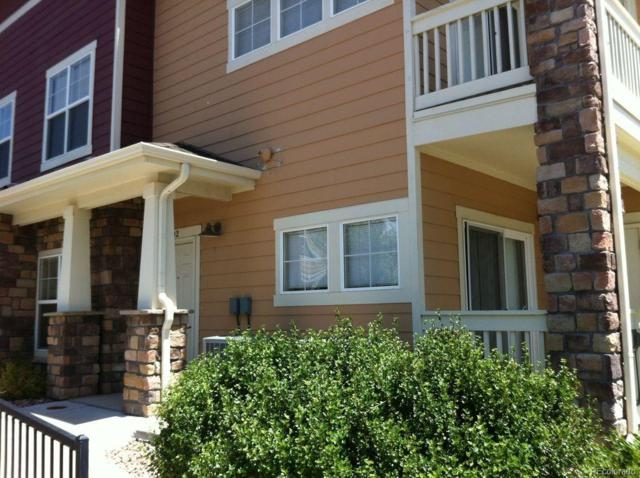 9438 Ashbury Circle #102, Parker, CO 80134 (#8130977) :: The Peak Properties Group