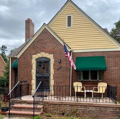 2310 Locust Street, Denver, CO 80207 (#8131996) :: Wisdom Real Estate