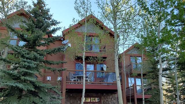 334 Streamside Lane B, Frisco, CO 80443 (#8132015) :: The Brokerage Group