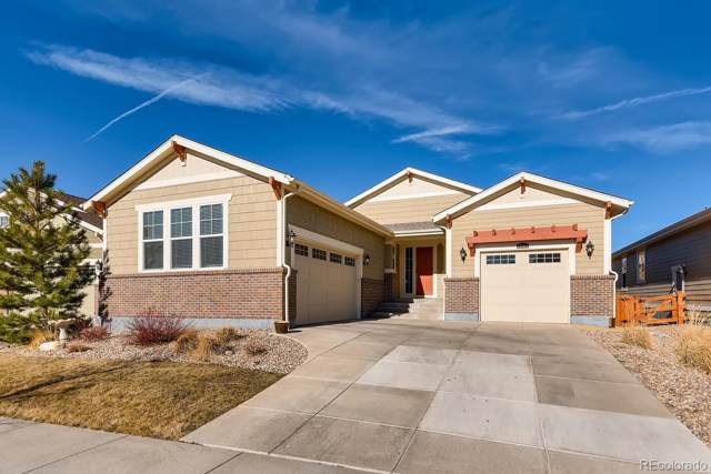 17783 W 84th Drive, Arvada, CO 80007 (#8132049) :: HomePopper