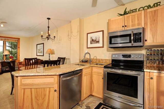 150 Dercum Square #8458, Keystone, CO 80435 (#8132063) :: 5281 Exclusive Homes Realty