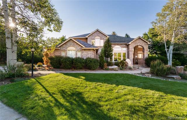 7215 Spring Creek Circle, Niwot, CO 80503 (MLS #8132135) :: 8z Real Estate