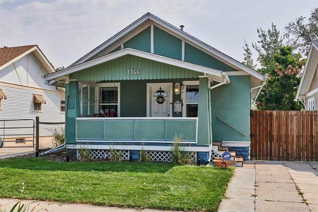 1566 Ulster Street, Denver, CO 80220 (MLS #8132382) :: 8z Real Estate