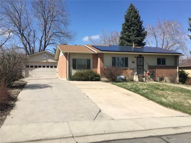 12049 W Dakota Drive W, Lakewood, CO 80228 (#8132571) :: The Gilbert Group