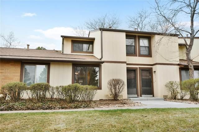 3541 S Kittredge Street B, Aurora, CO 80013 (#8132640) :: The Griffith Home Team