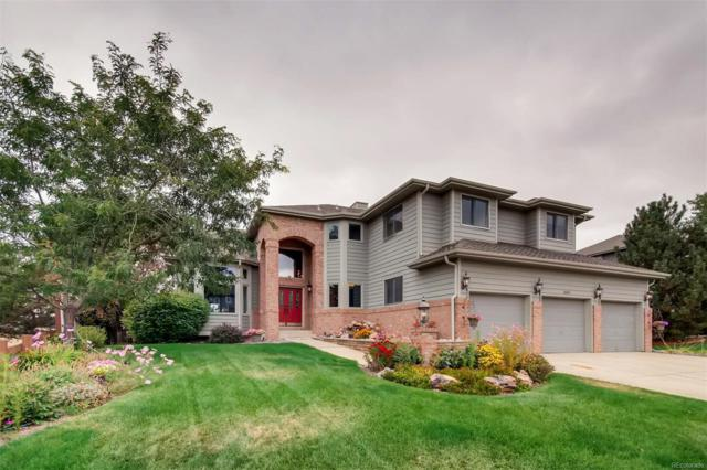 10107 Quarry Hill Place, Parker, CO 80134 (#8132660) :: The Galo Garrido Group