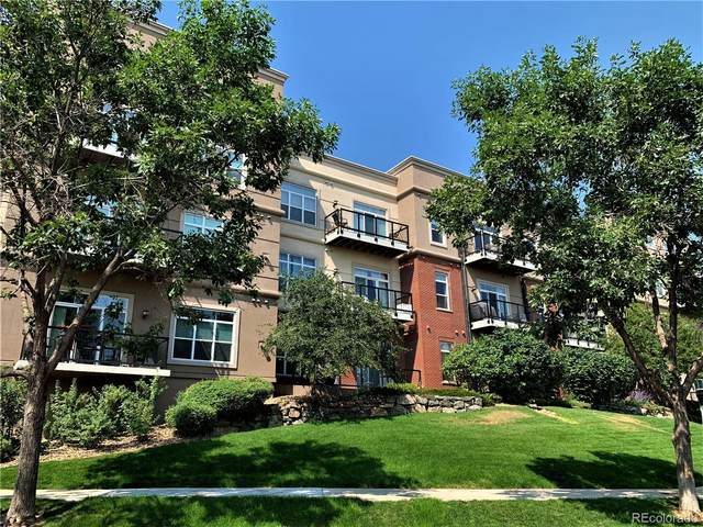 5677 S Park Place 308D, Greenwood Village, CO 80111 (#8132767) :: The Heyl Group at Keller Williams