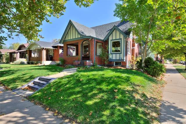 1890 S Sherman Street, Denver, CO 80210 (#8132825) :: James Crocker Team