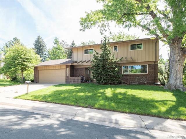 4440 S Xanthia Street, Denver, CO 80237 (#8133127) :: HomeSmart