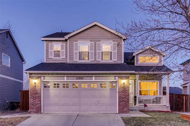 15707 Greenstone Lane, Parker, CO 80134 (#8133483) :: Chateaux Realty Group