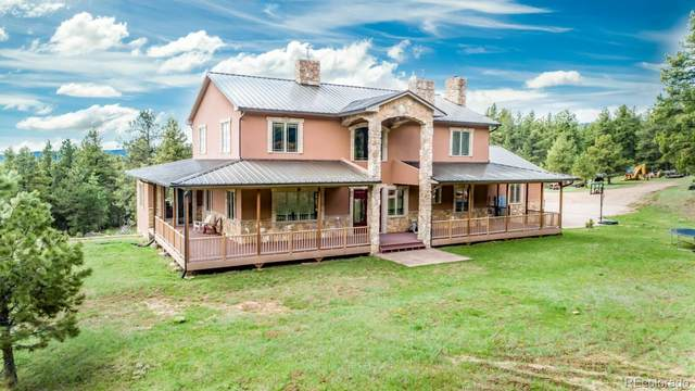 6765 Greenhorn Mountain Drive, Beulah, CO 81023 (#8133582) :: The Gilbert Group