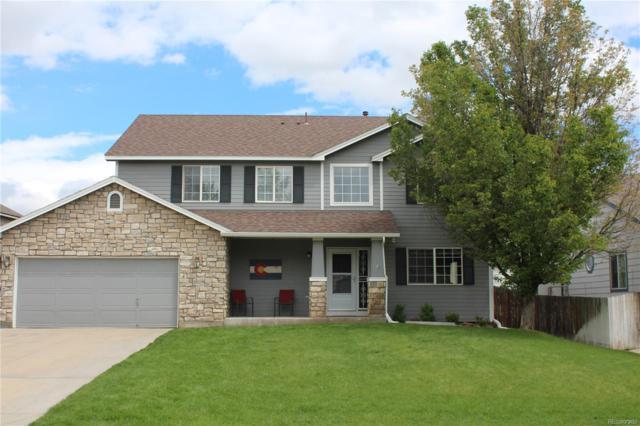 11257 Newark Court, Commerce City, CO 80640 (MLS #8133619) :: Kittle Real Estate