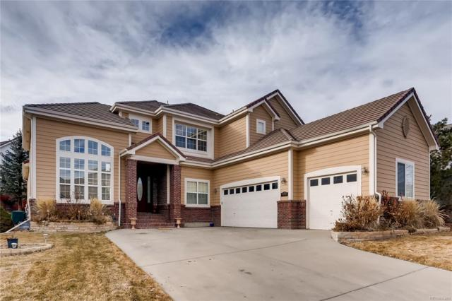 6253 S Riviera Court, Aurora, CO 80016 (#8133643) :: The Tamborra Team