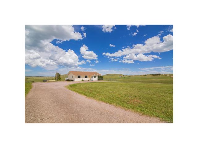 4655 Best Road, Larkspur, CO 80118 (MLS #8133882) :: 8z Real Estate