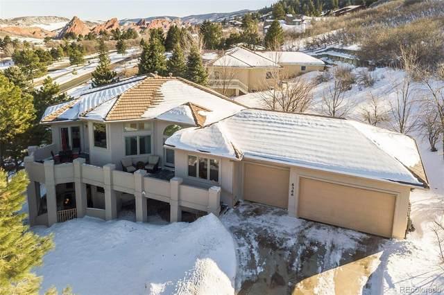 6366 Warriors Run, Littleton, CO 80125 (#8133891) :: Colorado Home Finder Realty