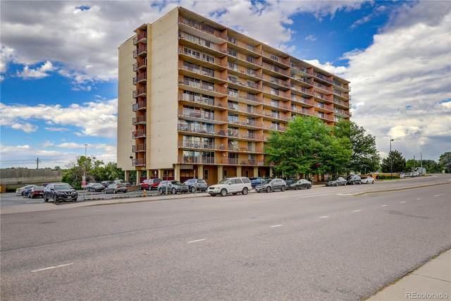 2225 Buchtel Boulevard #1011, Denver, CO 80210 (MLS #8133903) :: Bliss Realty Group