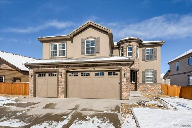 14175 Double Dutch Circle, Parker, CO 80134 (#8134208) :: The Harling Team @ Homesmart Realty Group