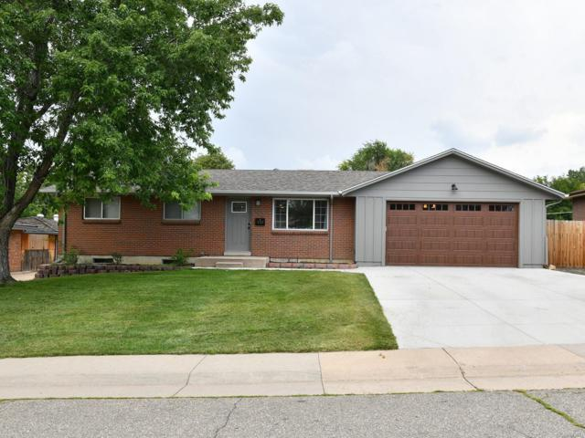 6153 Allison Street, Arvada, CO 80004 (#8134478) :: Structure CO Group