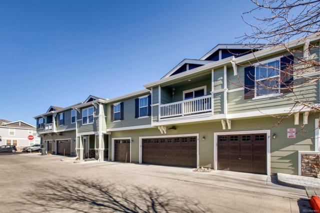 17170 Waterhouse Circle D, Parker, CO 80134 (#8134620) :: The Gilbert Group