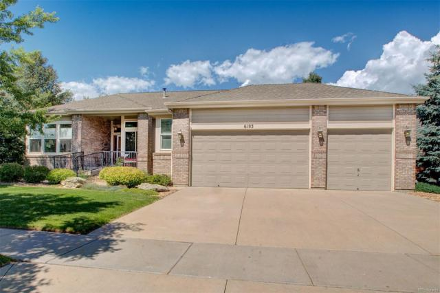 6193 Umber Street, Arvada, CO 80403 (#8135054) :: The Healey Group