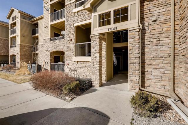 17443 Nature Walk Trail #307, Parker, CO 80134 (#8135342) :: Bring Home Denver