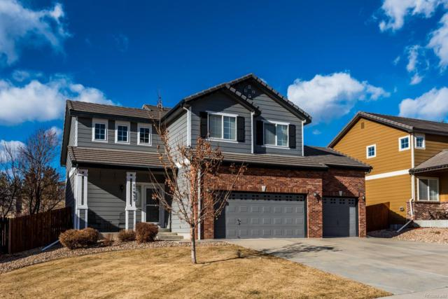 11935 Swansea Drive, Parker, CO 80134 (#8135534) :: The City and Mountains Group