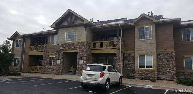 8039 Lee Drive #203, Arvada, CO 80005 (#8135538) :: Peak Properties Group